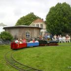 Teschlade Kindereisenbahn in Fulkum