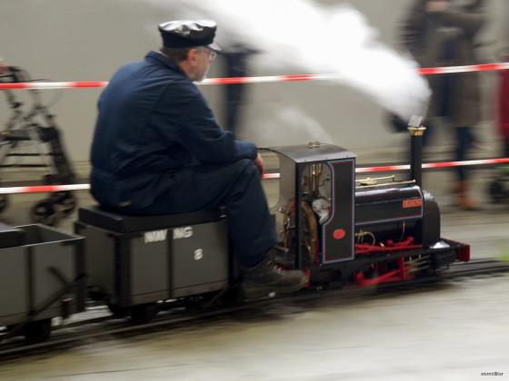 Auf ein gutes Dampfbahnjahr!