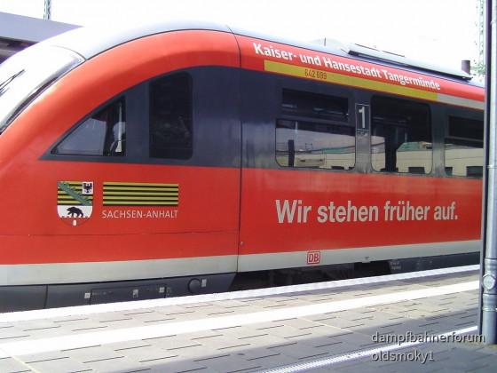 90 Jahre Rheingold Sonderzug SDZ 20173/4