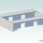 CAD Rahmen DL6