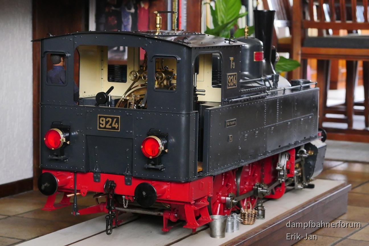 Württ T3 924 (7¼ Zoll)