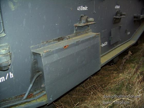 EDK50 Vorbild Antrieb
