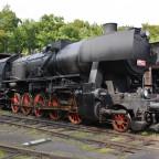 Impresionen vom Bahnmuseum in Lužná u Rakovníka