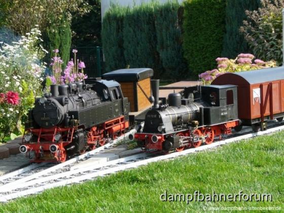 Dampfbahn Altenbeken
