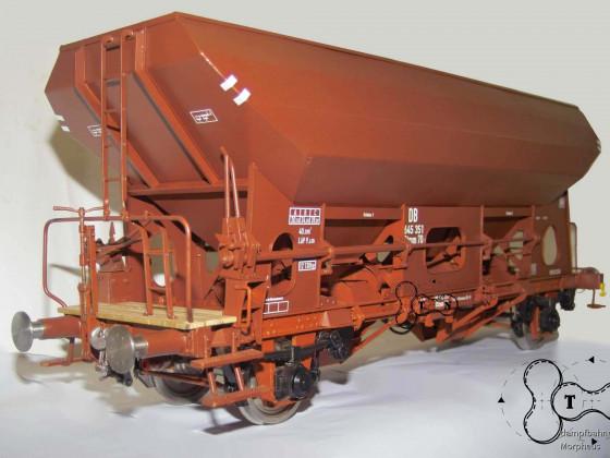 Schotterwagen Otmm 06