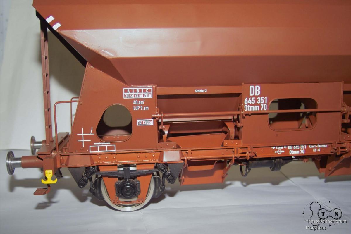 Schotterwagen Otmm 09