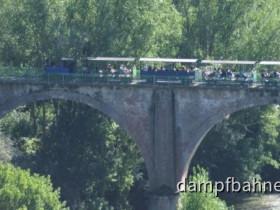 Chemin de fer touristique du Tarn (500mm Frankreich)