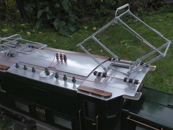 Krokodil 14305 SBB 6/8-III