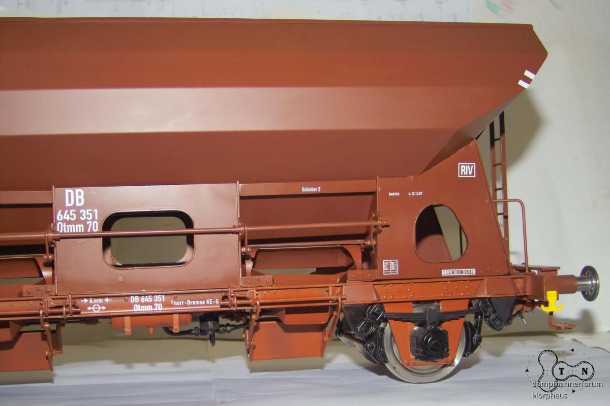 Schotterwagen Otmm 10