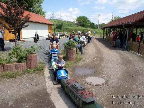 ESV-Großbahn Insiderfahrtag 2017