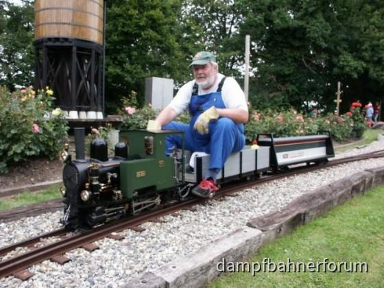 Dubs Nr 3 der Waldenburgbahn gebaut von SOB
