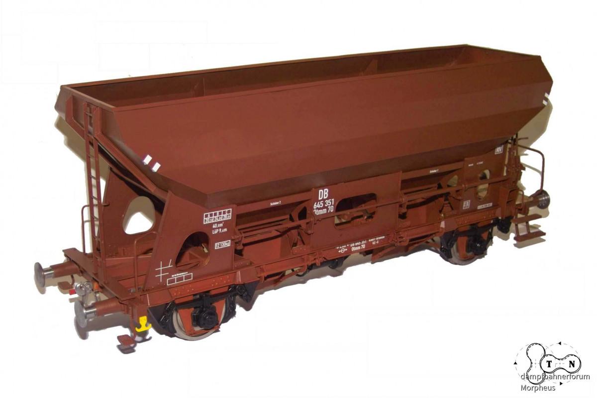 Schotterwagen Otmm 04