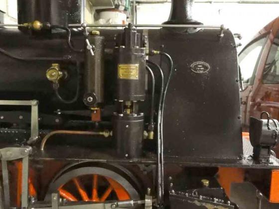 Link-Pumpe an meiner T3