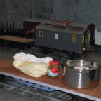 Essen auf Rädern: Das Hauptgericht