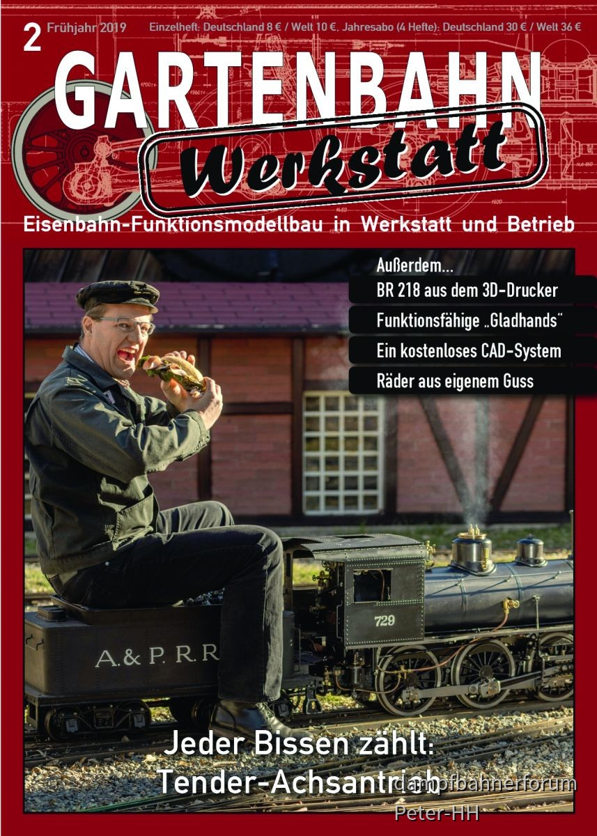 Gartenbahn-Werkstatt 2