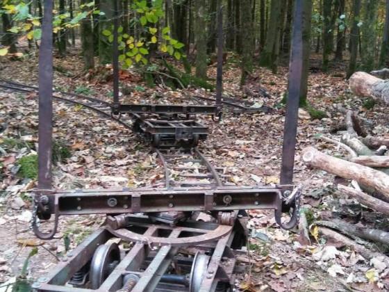 Waldbahneinsatz Nov. 2018